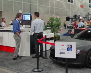 NXGEN Westec 2015 in SMTCL Booth